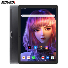 New 10 inch Original Tablet Pc Android 9.0 Dual SIM cards Qu