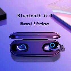 B10 TWS Bluetooth V 5,0 Headset Sport Drahtlose Kopfhörer Stereo Ohrhörer Mini in Ohr Dual Mikrofon Mit Lade box garnieren