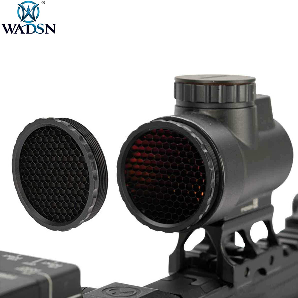 WADSN Killflash Lens Cover For MRO Red Dot Scope Tactical Combat Gear Hunting Optics Accessory