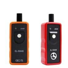 EL 50448 TPMS Monitor ciśnienia w oponach czujnik EL 50448 OEC T5 ciśnienia w oponach TPMS monitorowania EL50448 Opel narzędzie aktywacji TPMS