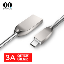 USB Type C Cable for Xiaomi Redmi Note 7 Mi 9 Fast Charging Data Sync USB C Cable for Samsung Galaxy S9 Oneplus 6t Type-C type c charger cable typec charging cable data sync for oneplus 3t leeco xiaomi mi5s plus note 2 for huawei mate 9
