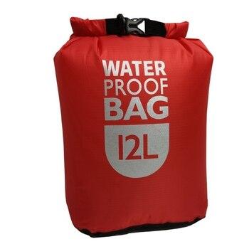 цена на Waterproof Dry Bag Pack Swimming Rafting Kayaking River Trekking Floating Sailing Canoing Boating Water Resistance Dry Sacks