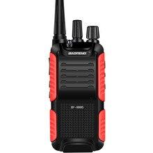Baofeng walkie talkie BF-999S(1 2 3 4 5) mais 999s 8w/5w 4200mah transceptor portátil cb fm rádio em dois sentidos atualizar uhf BF-888s