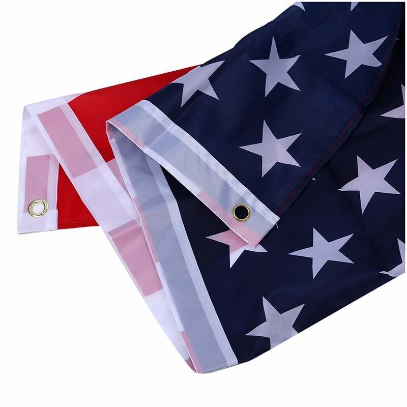 100/% image-compliant 150 × 90cm Promotion American flag USA P1D4
