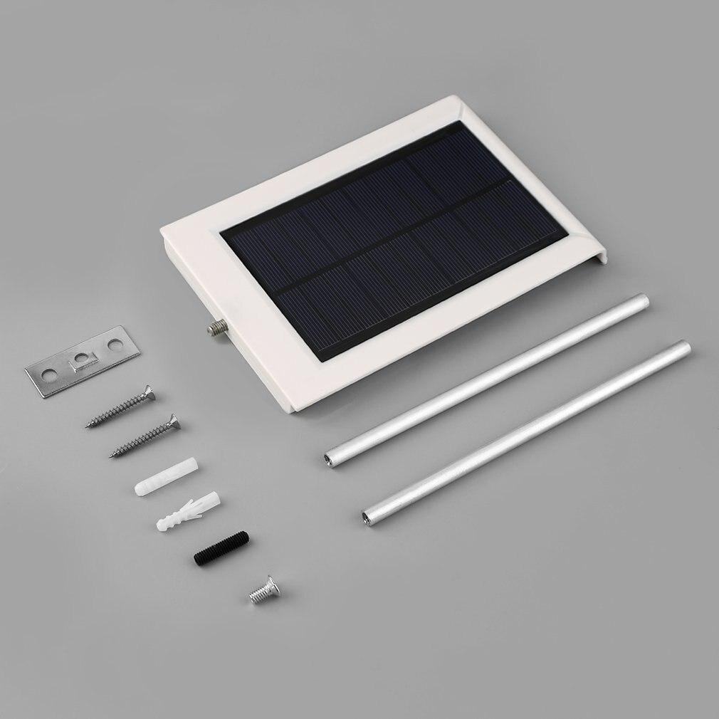20 LED Ultra thin Waterproof Solar Sensor Wall Street Light Outdoor Lamp Stock Offer Solar Power Outdoor Light|Solar Lamps| |  - title=