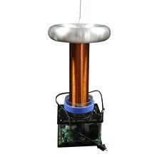 цена SSTC Tesla coil 800W 220V Set large Music Plasma Horn Speaker Electronic Component Parts Electronic diy Tesla Coil Kit онлайн в 2017 году