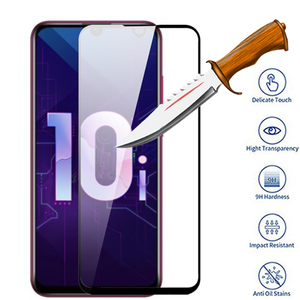 Image 3 - protective glass for huawei honor 10i tempered glas on huwei honer 10 i lite honor10i HRY LX1T camera lens screen protector film
