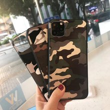 Camouflage Case For iPhone 11 Pro Max iPhone 8 6 6s 11pro XR X Army Camo TPU Case For iphone 7 8 plus iphone XS Max XR 10 Cases cheap GAGP Fitted Case Army Camouflage Pattern Phone Case Apple iPhones iPhone 6 iPhone 6 Plus IPHONE 6S iPhone 6s plus iPhone 7 Plus