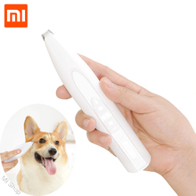 New Xiaomi Pawbby Dog Cat Local Shaver Hair Trimmer Pet Grooming Tool Electrical Shearing Cutter Dog Haircut Paw Shaver Clipper