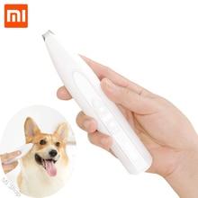 Nouveau Xiaomi Pawbby chien chat rasoir Local tondeuse à cheveux outil de toilettage pour animaux de compagnie coupe cisaillement électrique chien coupe de cheveux patte rasoir Clipper