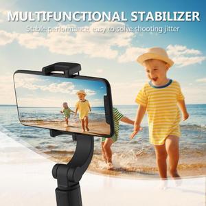 Image 4 - מתכוונן טלפון ידית PTZ מייצב נייד ספורט אוניברסלי עצמי טיימר נייד טלפון אנטי לנער Selfie מקל עבור iOS אנדרואיד
