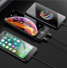 Portable Wireless 30000mah Power Bank