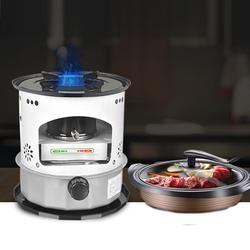 Mini paliwa ciekłego Camping piece na benzynę przenośna zewnętrzna kuchenka kuchenka naftowa na świeżym powietrzu Camping grzejnik do gotowania w domu wrzącej wody w Zewnętrzne narzędzia od Sport i rozrywka na