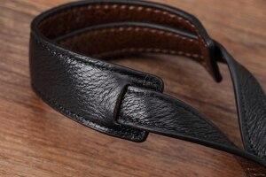 Image 5 - Vintage en cuir véritable caméra sangle poignée sans miroir caméra numérique lanière dragonne pour Sony/Leica/Olympus/Panasonic/Fuji
