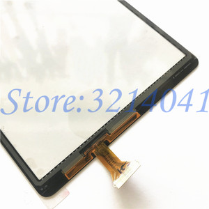 Image 4 - شاشة لمس جديدة عالية الجودة لسامسونج جالاكسي تاب أ 10.1 2019 SM T510 SM T515 محول رقمي يعمل باللمس زجاج الاستشعار