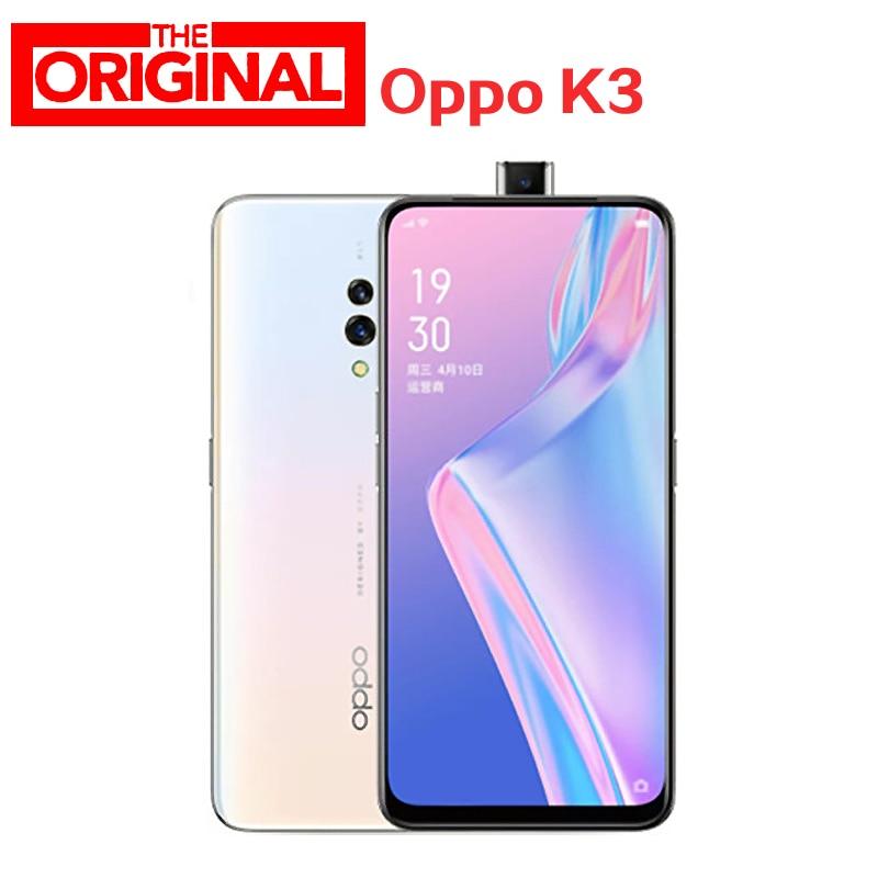 "Stock OPPO K3 Mobile phone 6.5"" Full Screen Octa Core Android 9.0 6.5"" 2340X1080 8GB RAM 256GB ROM 16.0MP Fingerprint Face ID|Cellphones| - AliExpress"