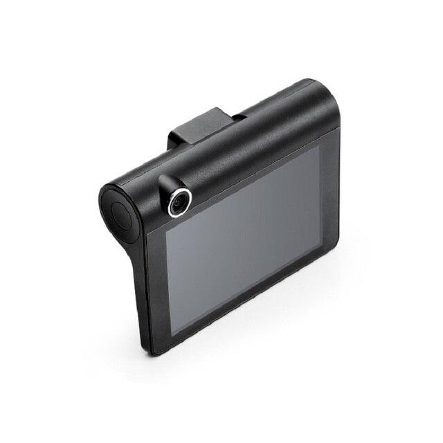 HD Night  Car Dvr Dash Cam 4.0 Inch Video Recorder Auto Camera 3 Camera Lens With Rear View Camera Registrator Dashcam DVRs 6
