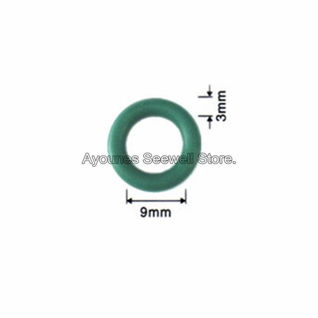200 ピース/セット高温ゴムシール o リングトヨタ燃料噴射装置の修理キット (AY O2015)