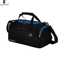 Kadın Spor Yoga Çantası Taşınabilir Büyük kapasiteli Spor Spor Çantaları omuzdan askili çanta Çanta Moda Açık Spor Su Geçirmez Shoebag
