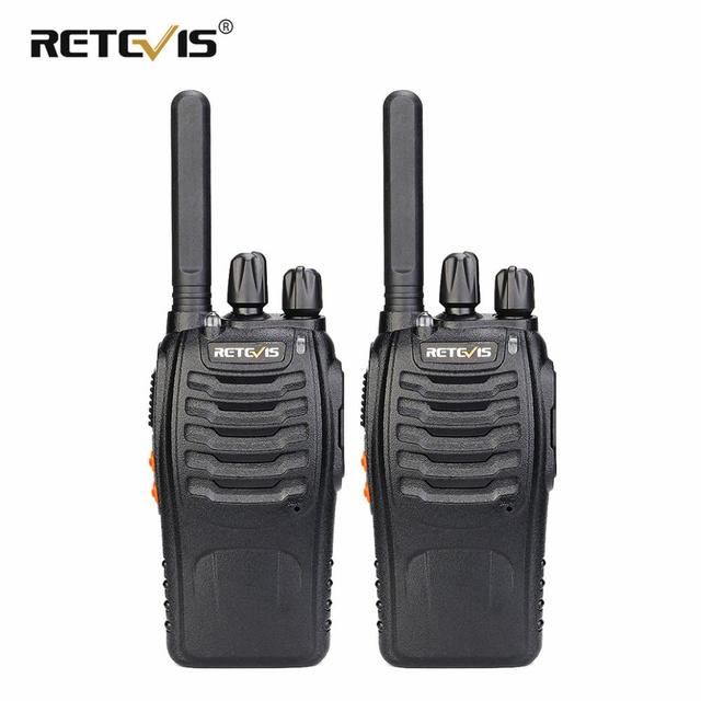 Retevis H777 Più PMR446 Radio Walkie Talkie 2 pcs Walkie Talkie PMR FRS H777 USB di Ricarica Portatile A Due way Radio Per La Caccia