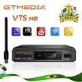 GTmedia V7S hd Satellite TV Empfänger Full HD DVB S2 + USB Wifi Rezeptor schiff von Brasilien CCcam unterstützung Youtube Satellite decoder-in Satelliten-TV-Receiver aus Verbraucherelektronik bei