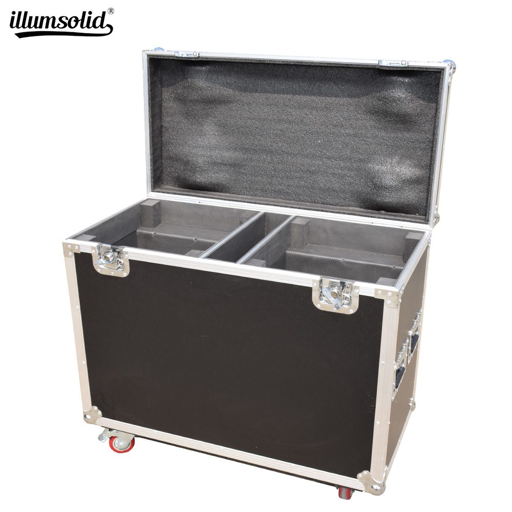 2in1 Flight Case For 230w Moving Head Light/stage Light/beam Light
