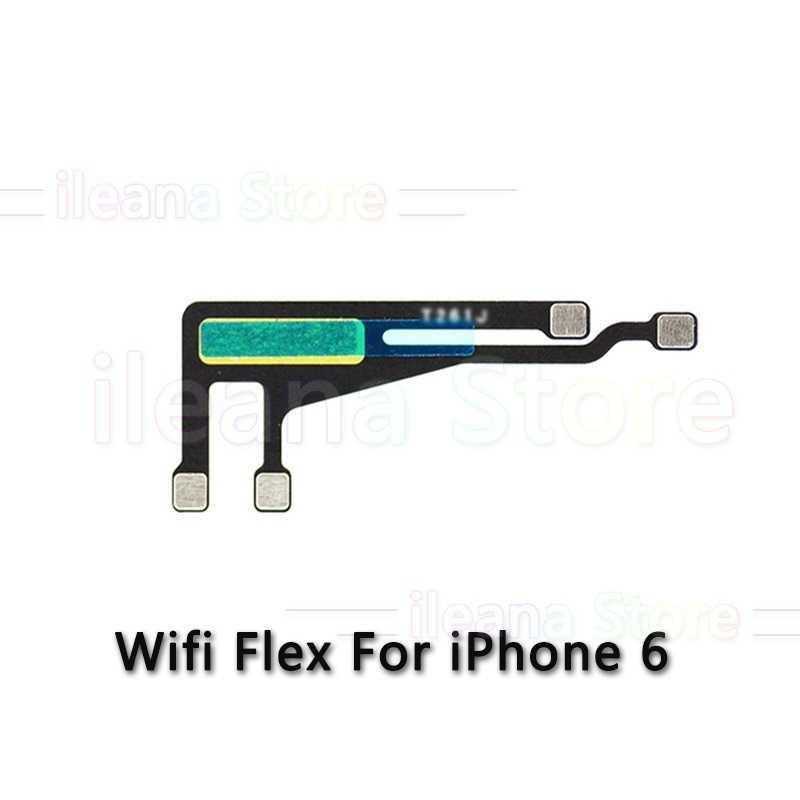 Antena Wifi para iPhone 6 6s Plus 5 5S SE 5C Wifi Bluetooth NFC Wi-Fi GPS Antena de señal de Cable Flex cubierta Original de reemplazo