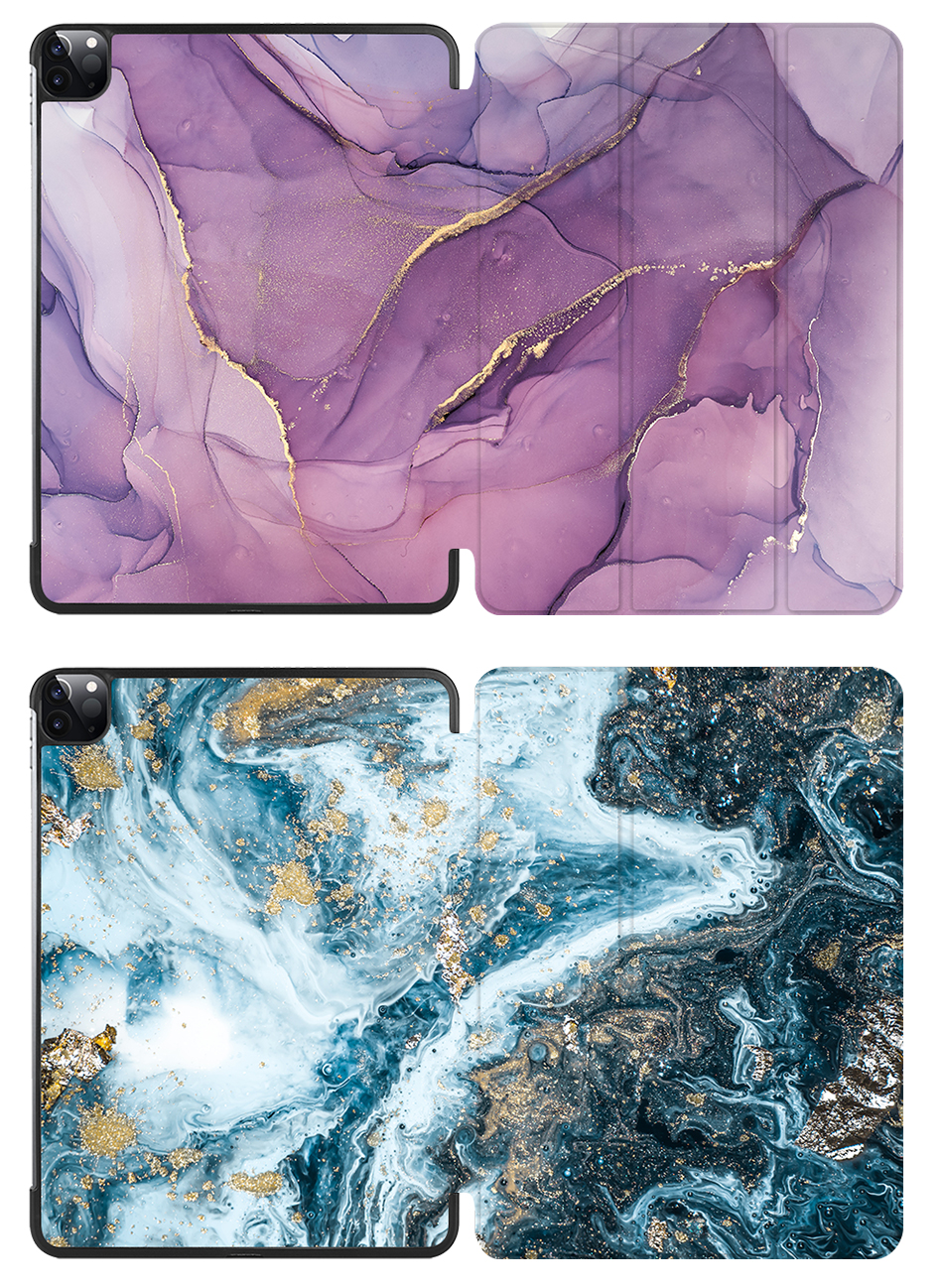 For Stand MTT Generation funda PU Smart Flip Leather 2020 Pro Case 11 2nd iPad Tablet