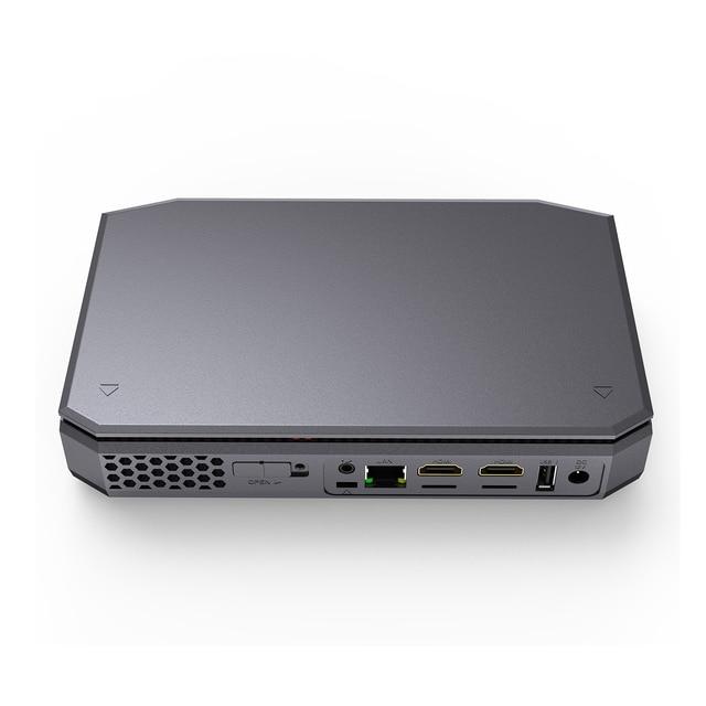 T12 AMD A4 7210 windows10 mini pc LPDDR3 8G 64G support SSD HDD 1000M lan BT4.2 windows 10 mini computer