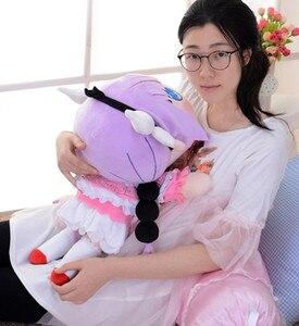 Image 4 - Fräulein Kobayashi der Drachen Maid Kanna Kamui Cosplay Maskottchen Spielzeug 54cm Große Gefüllte & Plüsch Cartoon Puppe