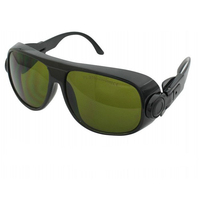 Laser Protective Glasses for 190-450nm and 800-1700nm 405nm 808nm 860nm 980nm 1064nm 1320nm 1470nm Lasers CE