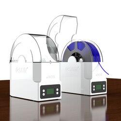Esun ebox 3d impressora filamento secador caixa suporte de armazenamento filamento manter filamento seco peso de medição para peças de impressora 3d