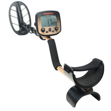 Hot Sell Professional Underground Metal Detector Gold Finder FS2 LCD Display With Iron Rejection 5 and 11 Inch Search Coil