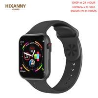 A5 Max Smart Watch 1.54 Full Touch Screen HeartRate Blood Pressure Monitor Waterproof Sport Smartwatch Tracker IOS PK W34 IWO8 9