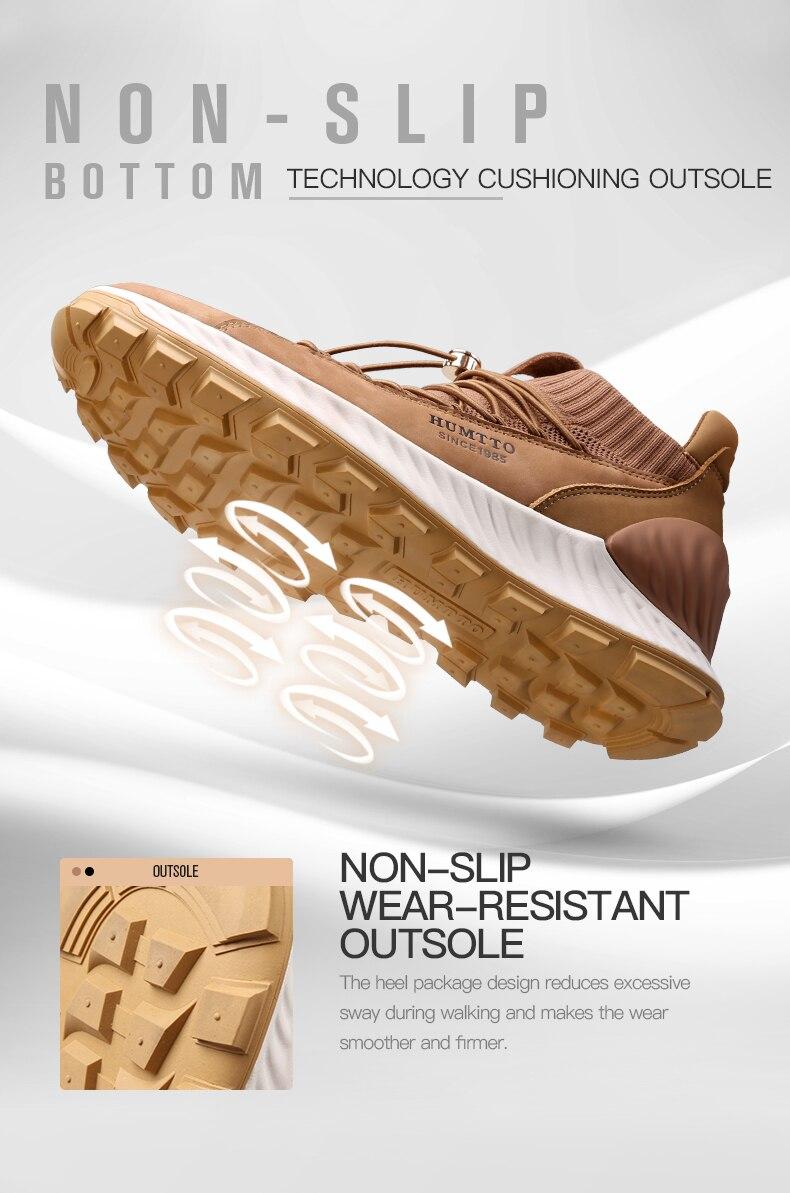 Воздухопроницаемый светильник обувь для бега из натуральной