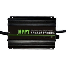 Solar-Controller MPPT for Electric Vehicle 60V/72V Auto-Setting Economic-Type