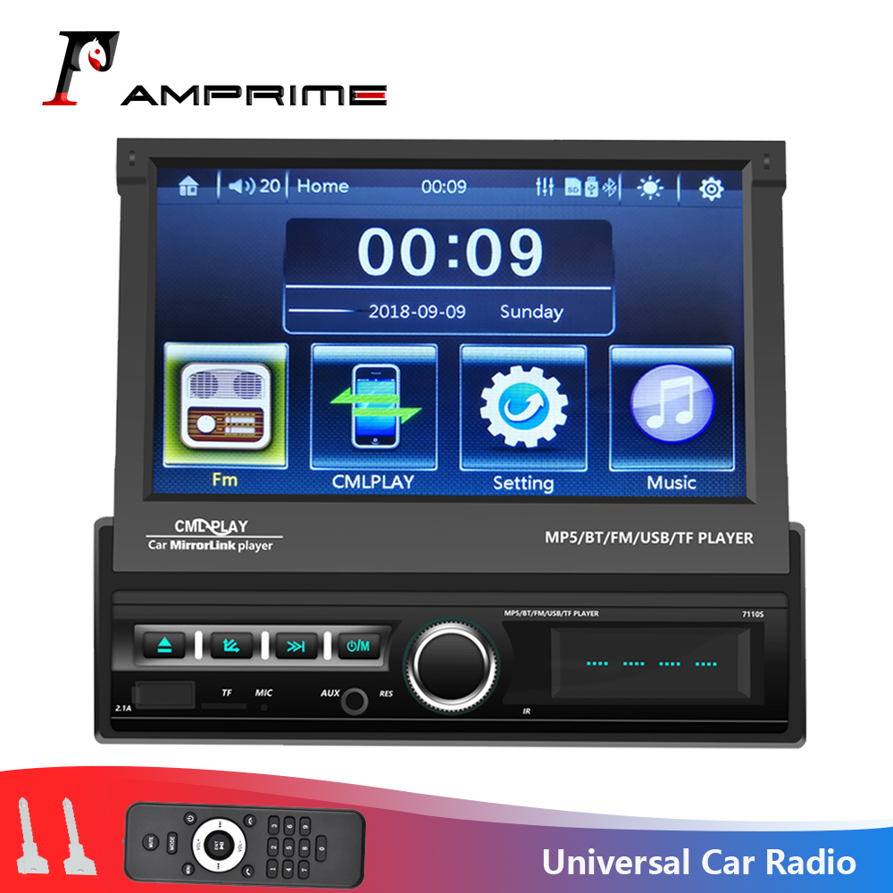 AMPrime один Дин Радио 7
