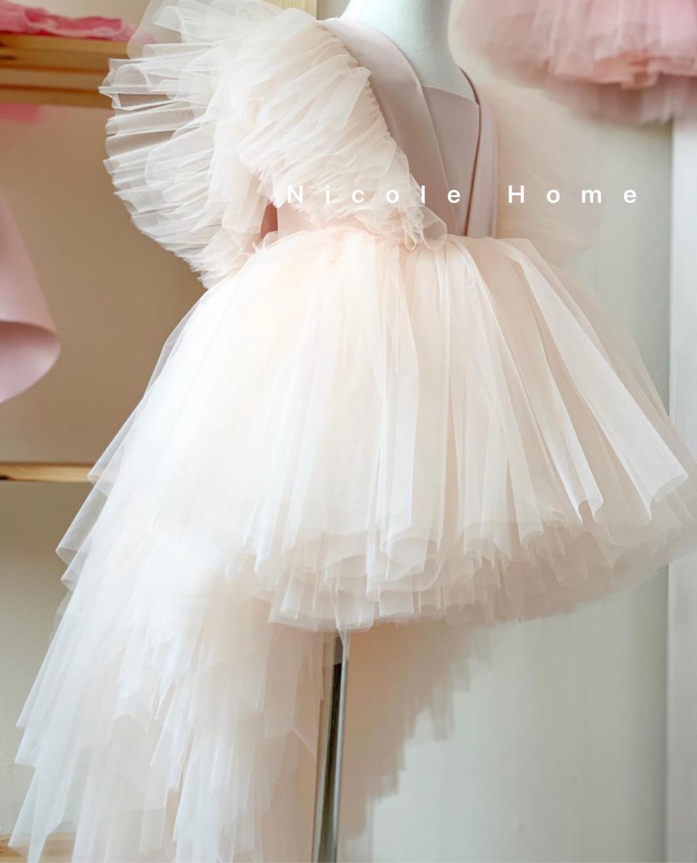 9st Geburtstag Kleid Hochzeit Party Mädchen Kleid Rüsche Hülse Elegante  Prinzessin Kinder Kleider Für Mädchen Spitze Teenager Mädchen Kleider 9 94Y