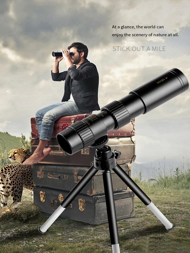 Super Telephoto Zoom Monocular Telescope 5