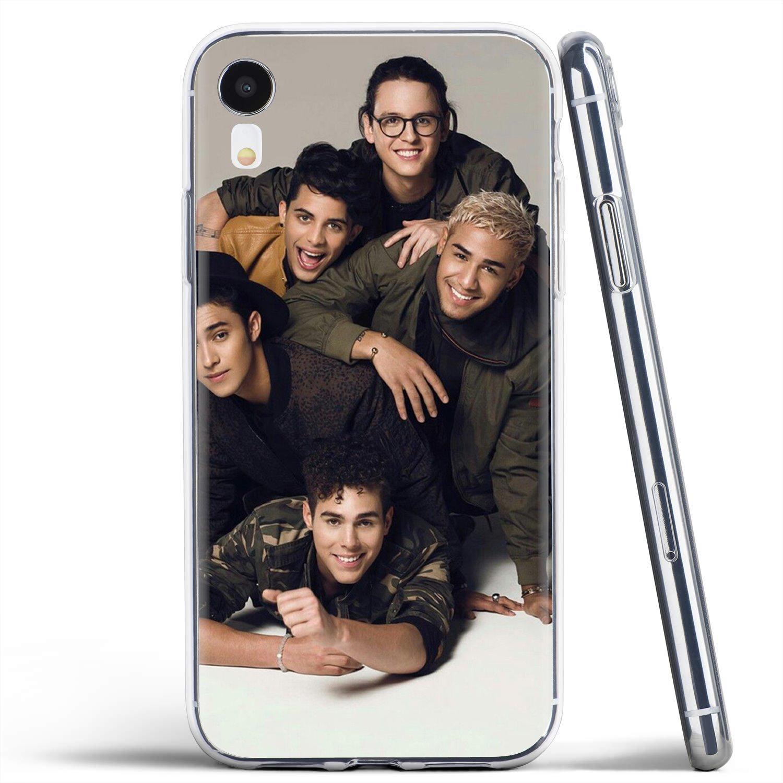 Poster Silicone Phone Case For Motorola Moto G G2 G3 X4 E4 E5 G5 G5S G6 Z Z2 Z3 C Play Plus CNCO Christopher Velez