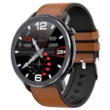 Timewolf Smart Watch Men ECG PPG Heart Rate Smartwatch IP68