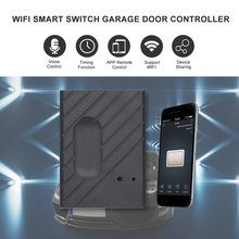 """Interruptor WiFi controlador de abridor de puerta de garaje inteligente Compatible con Alexa, Control por voz de Google IFTTT Smart """"eWeLink"""" APP control"""