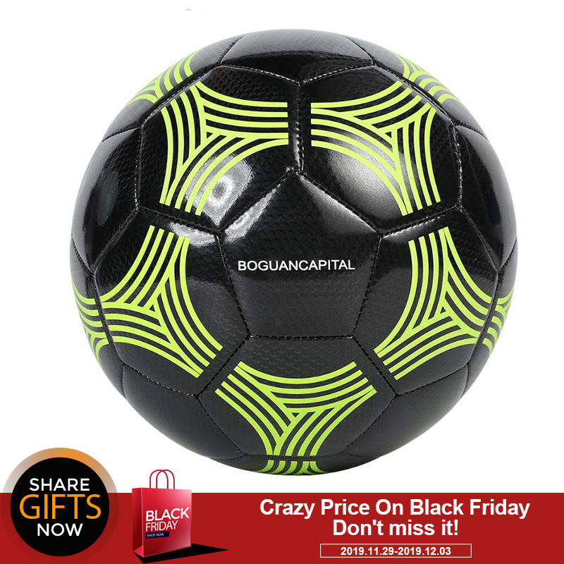 Football Soccer Ball Size 4 Soccer Ball Match Sports Football Team Training Adult Kick  Equipment Kid Gift 2019