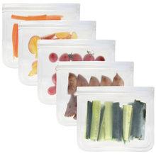 Набор пищевых контейнеров из этиленвинилацетата стоячие свежие