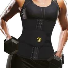 Shapewear Corset Belt Tank-Top Waist-Trainer Slimming-Strap NINGMI Weight-Loss Women