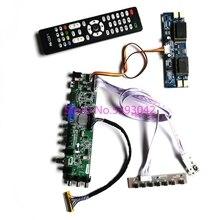 KE 3663 Controller Drive-Card-Kit Display DVB-C LVDS A5 A4 LM170E01 D4 30-Pin Fit Fit