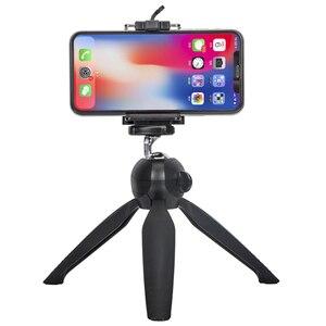 Image 5 - Mini Tafel Statief Vervangt als Manfrotto Pixi Echt Right Stuff Compatibel voor a7r a7m2 a6300 A7RIII QX1 a6500 voor iPhone X 8 7