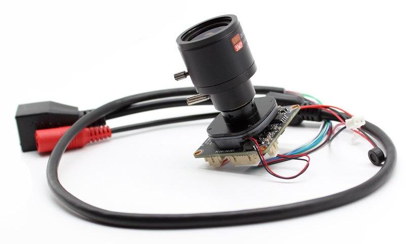 HD CCTV 2MP 4MP 5MP 1080p Network Security IP Camera Module IPC board H.264 H.265 XMeye ONVIF P2P