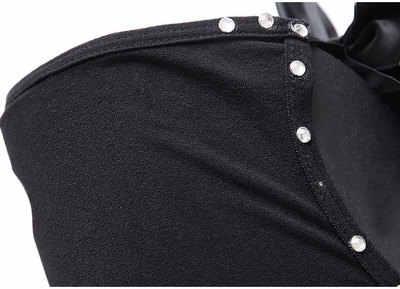 Stivali donne tacco sottile di alta tacco di avvio singolo calze elastiche stivali 16 centimetri tavolo impermeabile estate