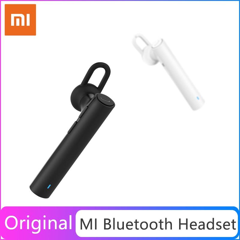 Оригинальные наушники Xiaomi Bluetooth Youth Edition, гарнитура Mi Bluetooth с регулятором громкости, свободные наушники со встроенным микрофоном